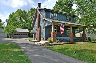 Poland Single Family Home For Sale: 116 East McKinley Way