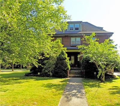 Cleveland Heights Single Family Home For Sale: 14432 Superior Rd