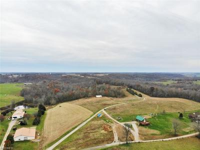 Muskingum County Residential Lots & Land For Sale: 5330 Summers Rd