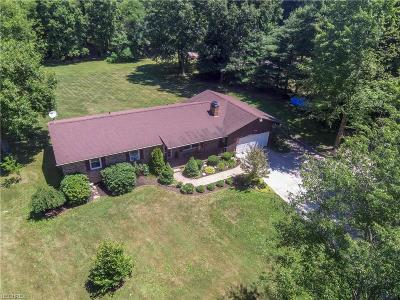 Single Family Home For Sale: 4978 State Route 14