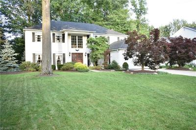 Westlake Single Family Home For Sale: 1785 Holdens Arbor Run