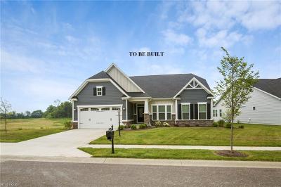 Medina Single Family Home For Sale: 28 Crimson Harvest Ln