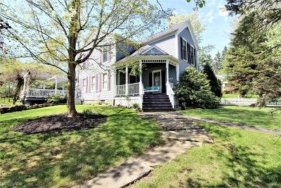 Summit County Single Family Home For Sale: 1856 Main St