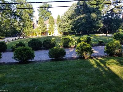 Cleveland Heights Single Family Home For Sale: 1600 Oakwood Dr