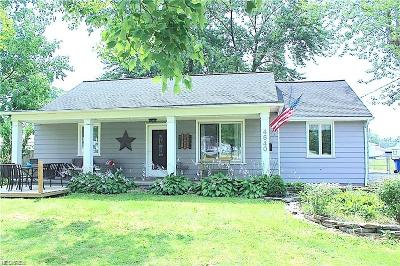 Single Family Home For Sale: 4640 West 190th St