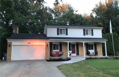 Avon Lake Single Family Home For Sale: 121 Ashwood Dr