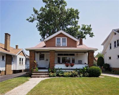 Single Family Home For Sale: 3561 Warren Rd