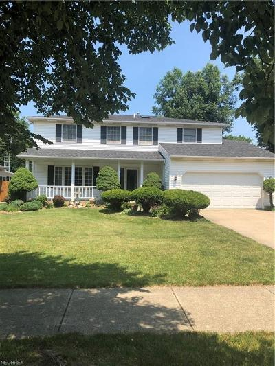 North Olmsted Single Family Home For Sale: 25032 Tara Lynn Dr