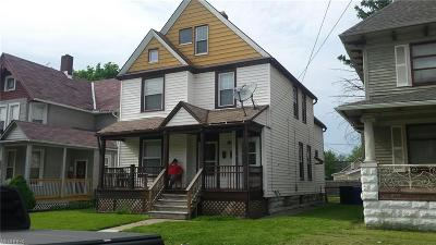 Multi Family Home Sold: 2722 Marvin Ave