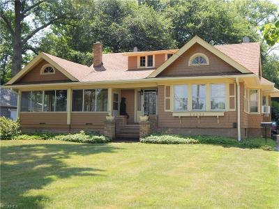 Bay Village Single Family Home For Sale: 24523 Lake Rd