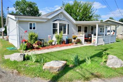 Muskingum County Single Family Home For Sale: 815 Francis St
