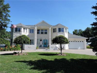 Avon Lake Single Family Home For Sale: 32980 Webber Rd