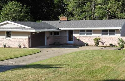 Middleburg Heights Single Family Home For Sale: 7688 Alan Pky