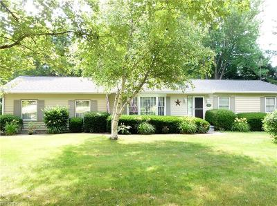 Aurora Single Family Home For Sale: 930 Parker Rd