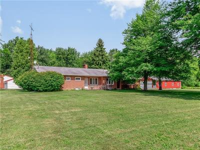 Single Family Home For Sale: 79 Hartzell Rd