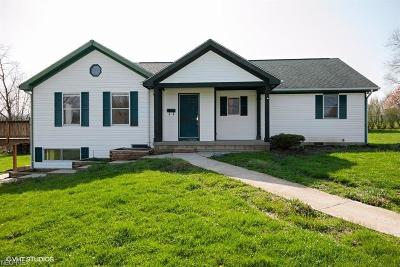 Perry County Single Family Home For Sale: 13800 Township Road 64