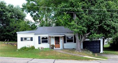 Muskingum County Single Family Home For Sale: 28 A East Main St
