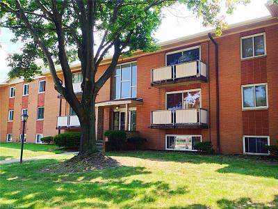 Rocky River Condo/Townhouse For Sale: 22065 River Oaks Dr #C5
