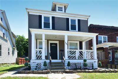 Lorain OH Single Family Home For Sale: $79,900