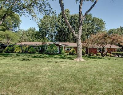 Mentor Single Family Home For Sale: 9091 Ambleside Dr