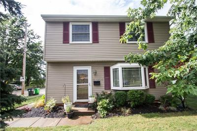 Willowick Single Family Home For Sale: 31605 Lake Shore Blvd