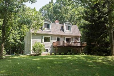 Single Family Home For Sale: 7889 Yale Rd