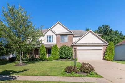 Strongsville Single Family Home For Sale: 11177 Woodrun Dr