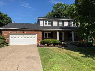 Wadsworth Single Family Home For Sale: 300 Pheasant Run