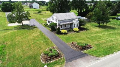 Valley City Single Family Home For Sale: 2510 Marks Rd