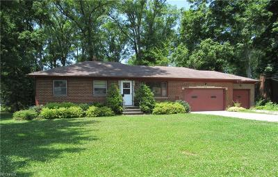 North Olmsted Single Family Home For Sale: 6142 Fitch Rd