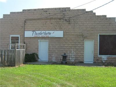 Muskingum County Commercial For Sale: 254 Front St