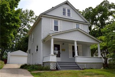 Wadsworth Single Family Home For Sale: 355 Elm St