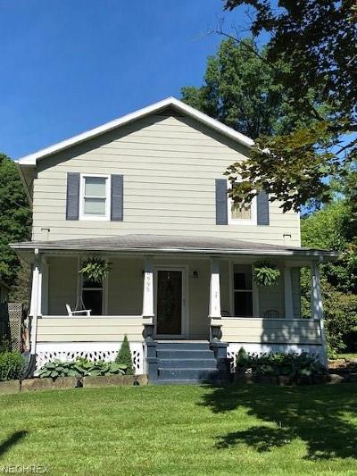 Single Family Home For Sale: 3995 State Route 225