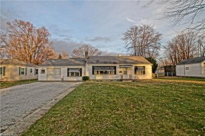 Willoughby Single Family Home For Sale: 833 Birchwood Dr