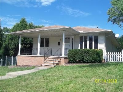 Parma Heights Single Family Home For Sale: 6000 Pearl Rd