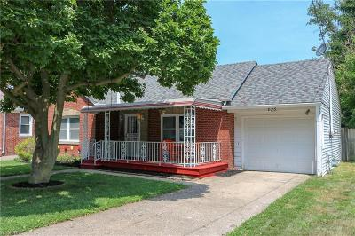 Lorain Single Family Home For Sale: 826 West 29th St
