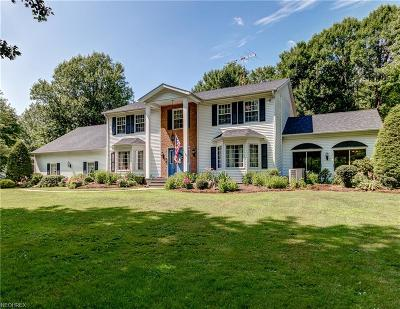 Burton Single Family Home For Sale: 16725 Claridon Troy Rd