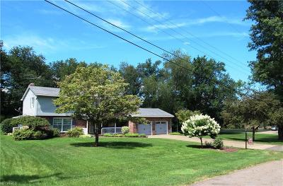 Single Family Home For Sale: 13519 Theeland Ave Northwest