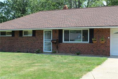 Richmond Heights Single Family Home For Sale: 511 Harris Rd