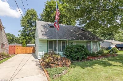 Berea Single Family Home For Sale: 176 Baldwin Dr