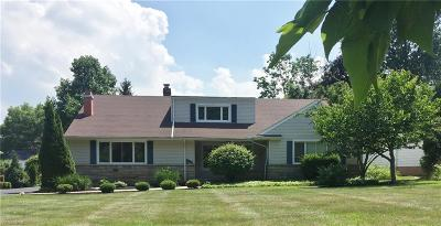 Cuyahoga County Single Family Home For Sale: 23860 Shaker Blvd