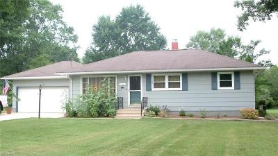 Brunswick Single Family Home For Sale: 1236 Blueberry Hill Dr