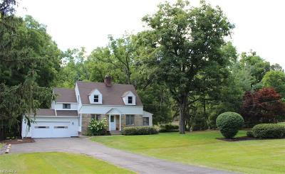 Brecksville, Broadview Heights Single Family Home For Sale: 6600 Old Royalton Rd
