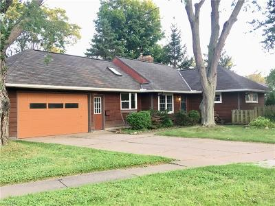Olmsted Falls Single Family Home For Sale: 8801 Lindbergh Blvd