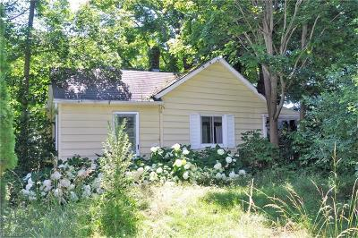 Geauga County Single Family Home For Sale: 9311 Mentor Rd