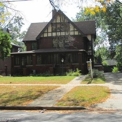 Cleveland Multi Family Home For Sale: 9803 Lake Ave