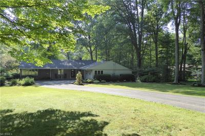 Novelty Single Family Home For Sale: 15190 Hill Dr