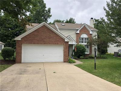 Strongsville OH Rental For Rent: $1,800