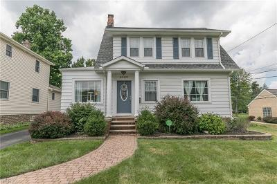 Independence Single Family Home For Sale: 6864 Brecksville Rd