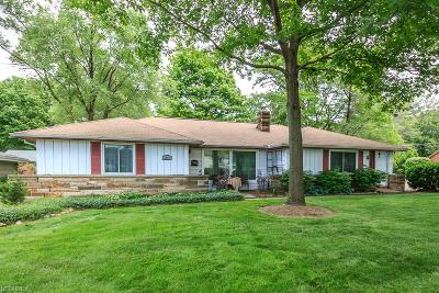 Wickliffe Single Family Home For Sale: 2701 Bishop Rd